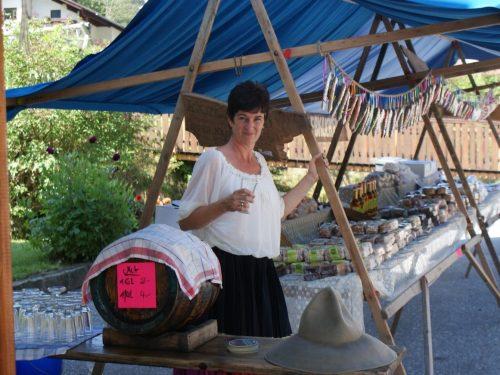 Lebkuchen Marktstand